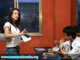 Namrata Shrestha Movie Promotion 2