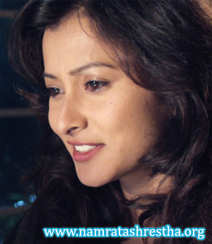 Namrata Shrestha Interview