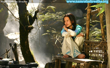 Namrata Shrestha Performing in Theaters