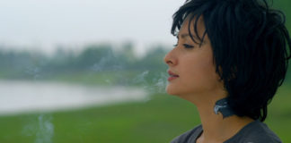 Namrata-Shrestha-Smoking-in-Chhadke